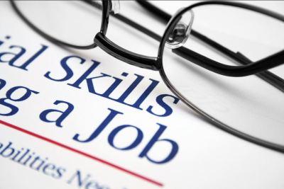 Skills on CV